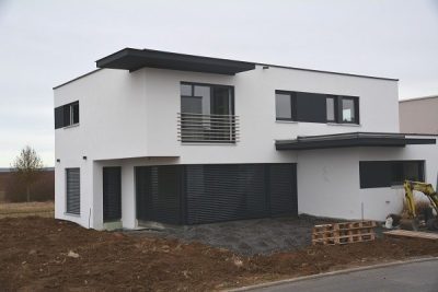 Bauprojekt Einfamilienhaus in Amorbach